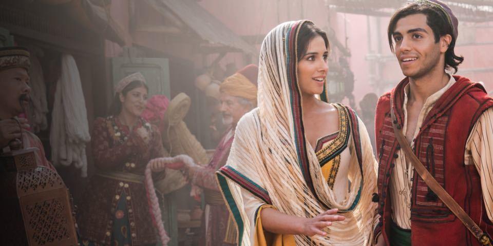 Aladdin | Don't miss the first teaser trailer
