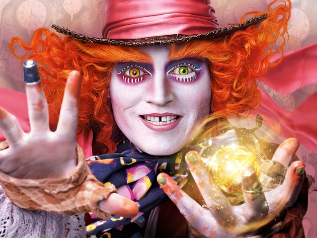 Hatter Tarrant Hightopp is better known as the Mad Hatter (Johnny Depp). When Alice returns to Un...