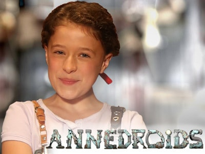 Anna a droidi