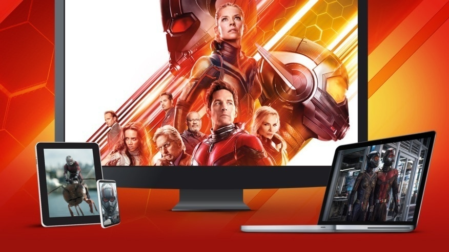 Ant-Man & The Wasp | Verkrijgbaar op DVD, Blu-Ray en als digitale download
