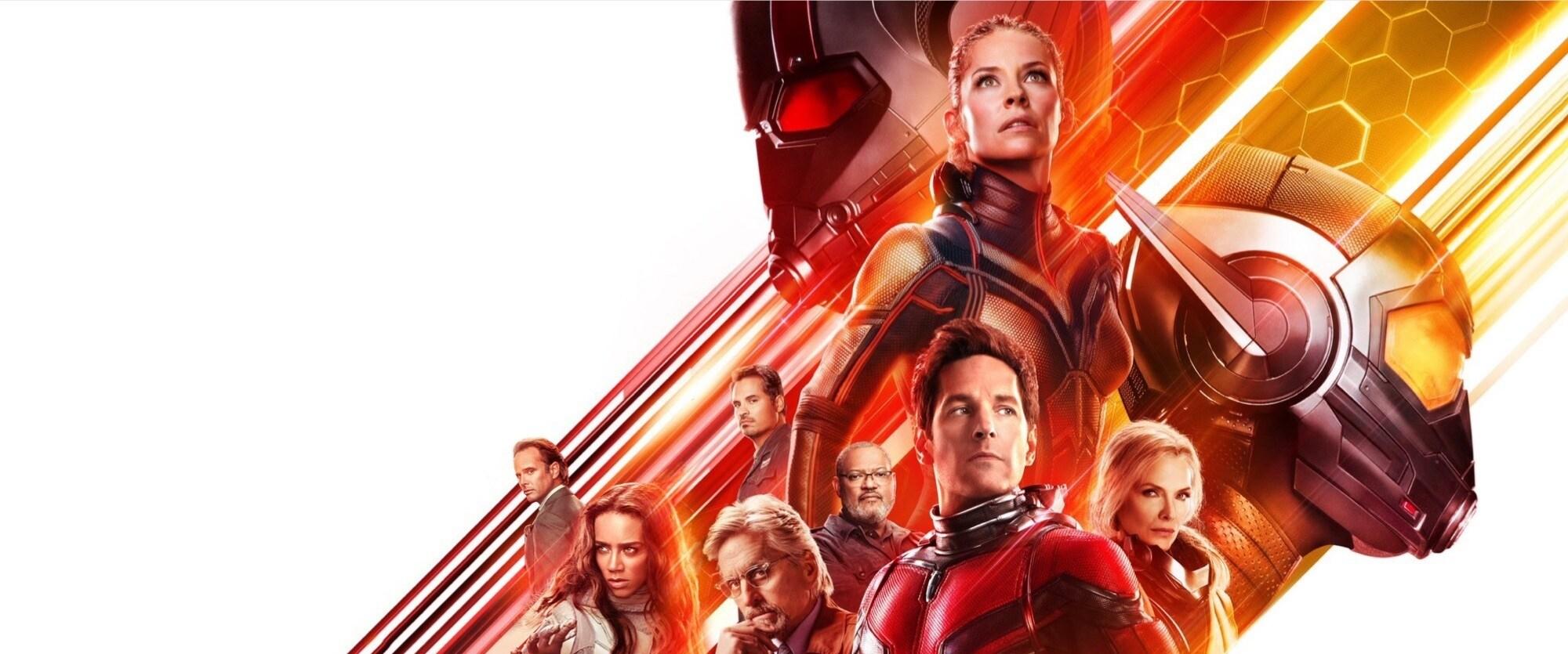 Ant-Man et la guêpe | Trailer