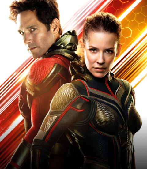 Ant-Man and the Wasp | In Cinemas 3 August