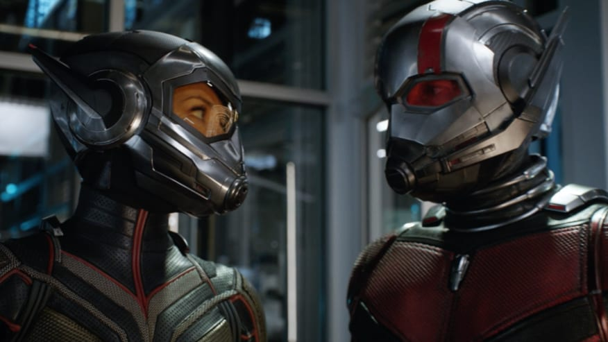 Ant-Man and The Wasp | Watch at home