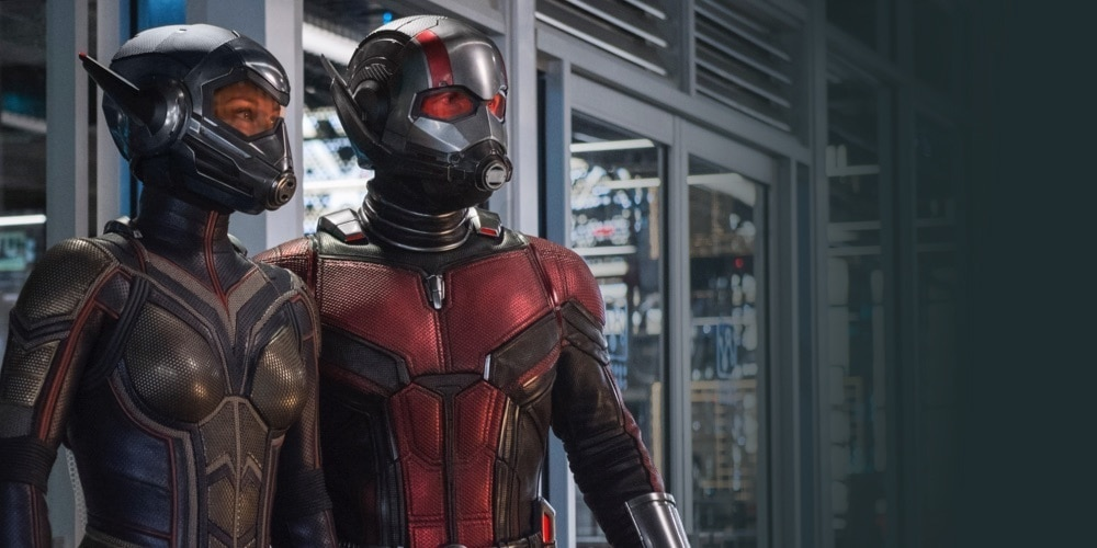 Ant-Man and The Wasp | I biograferne 4. juli