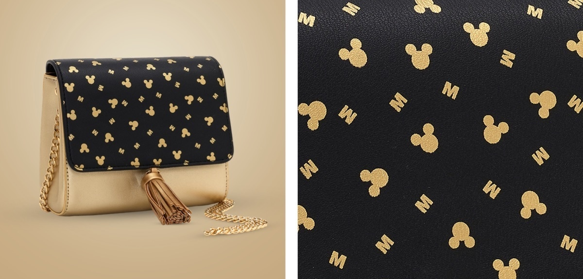 shopDisney | Mickey Mouse Black and Gold Collection