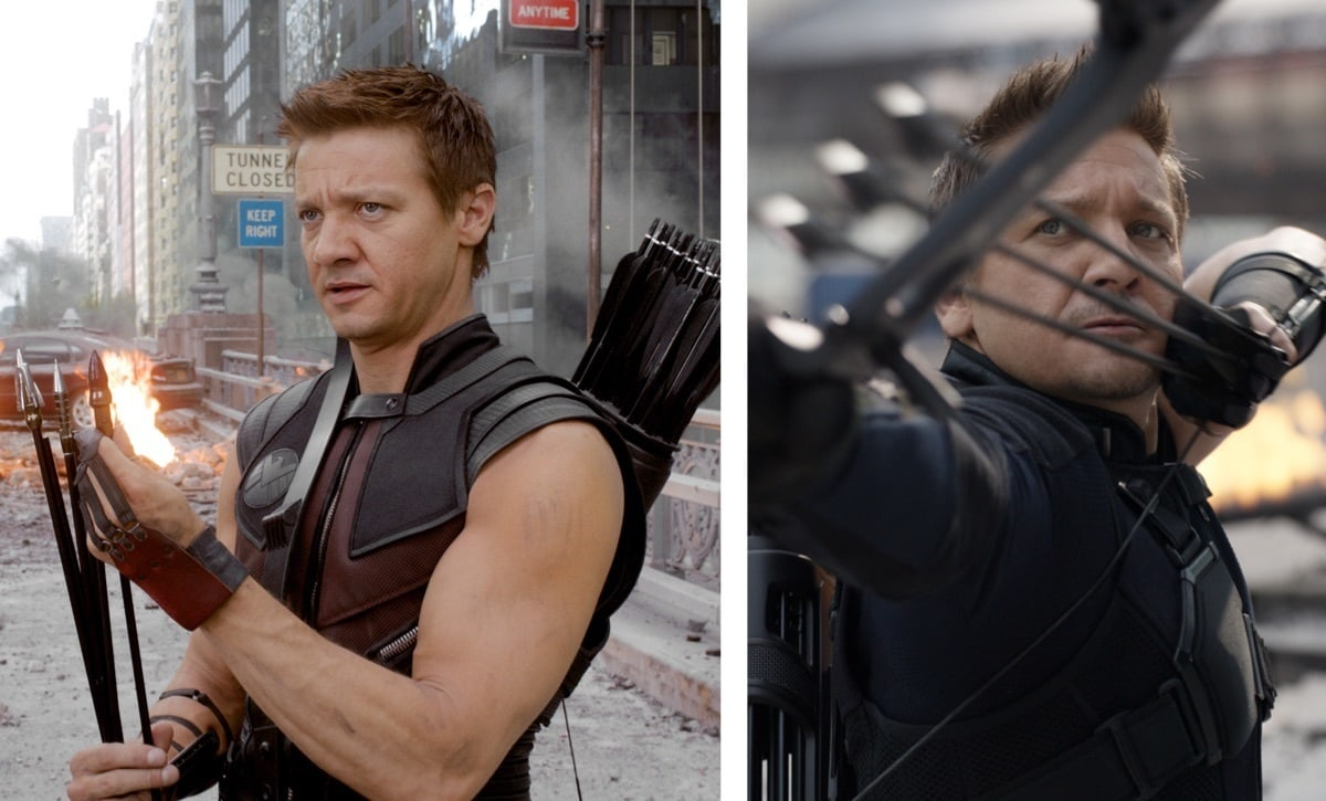 Hawkeye (Clint Barton) – The Avengers (2012) och Captain America: Civil War (2016)