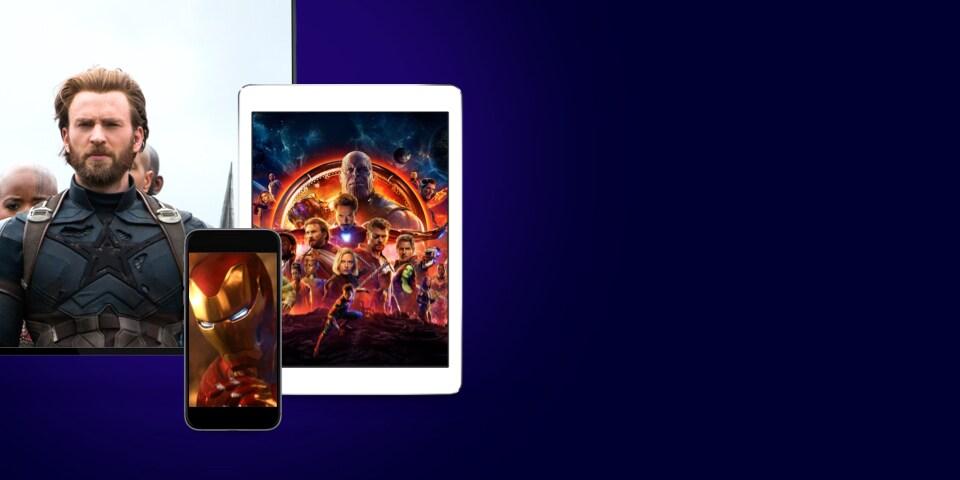 Avengers: Infinity War | זמין כעת להורדה ושמירה