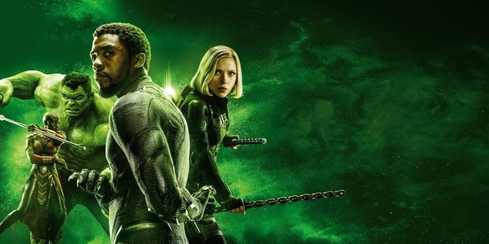 Bosszúállók: Végtelen háború | A Marvel-moziverzum