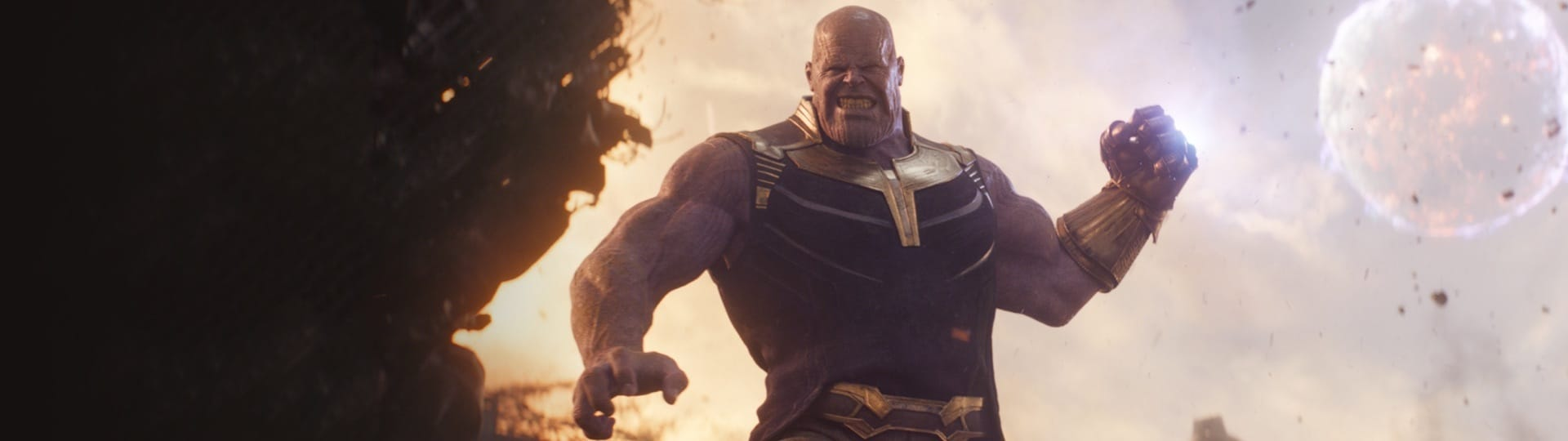 V2 Avengers: Infinity War | 26 april in de bioscoop