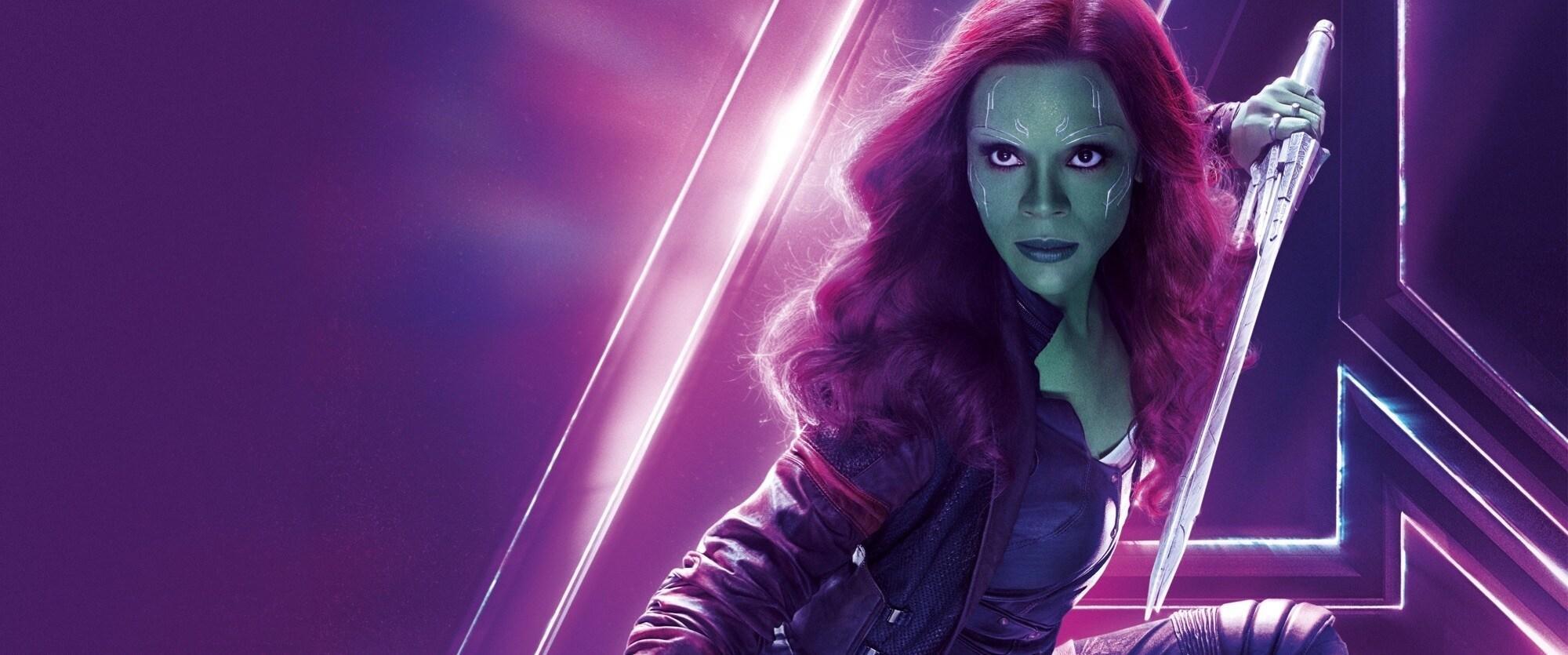 Avengers: Infinity War | AB 26. APRIL IM KINO