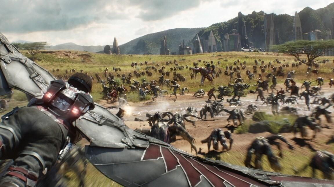 Avengers: Infinity War Showcase Image 13