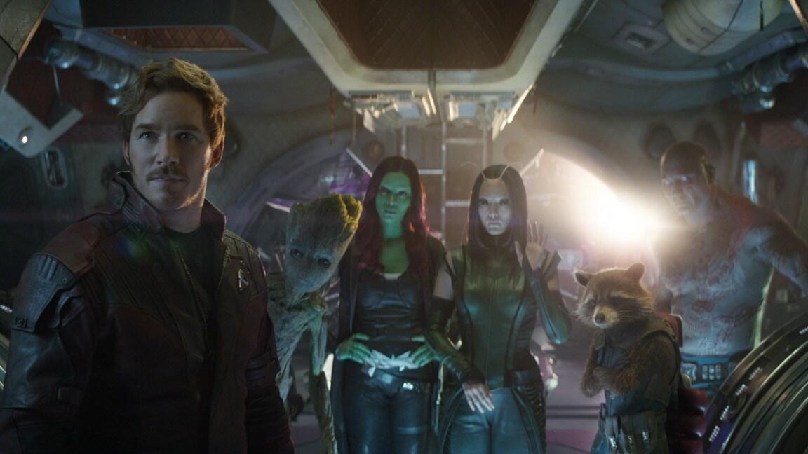 Avengers: Infinity War Showcase Image 14
