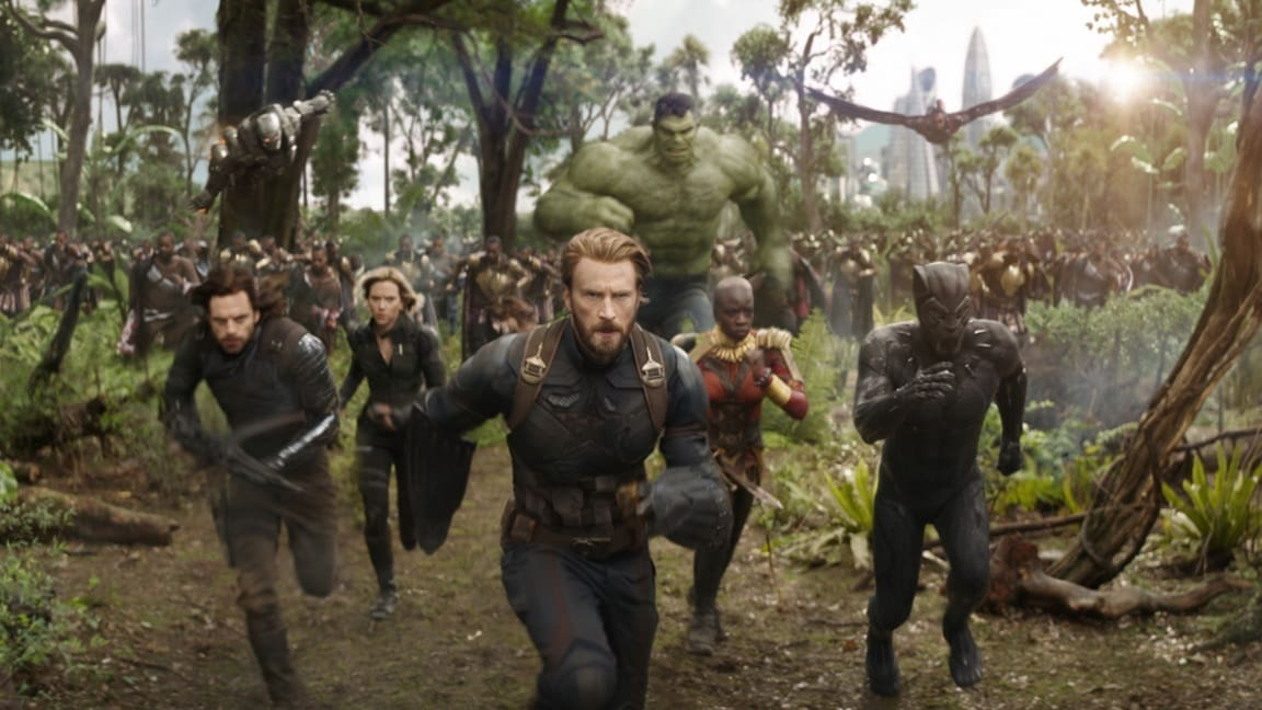 Avengers: Infinity War Showcase Image 1
