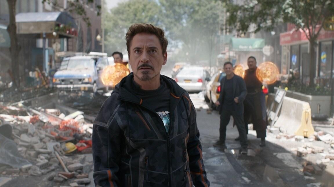 Avengers: Infinity War Showcase Image 2