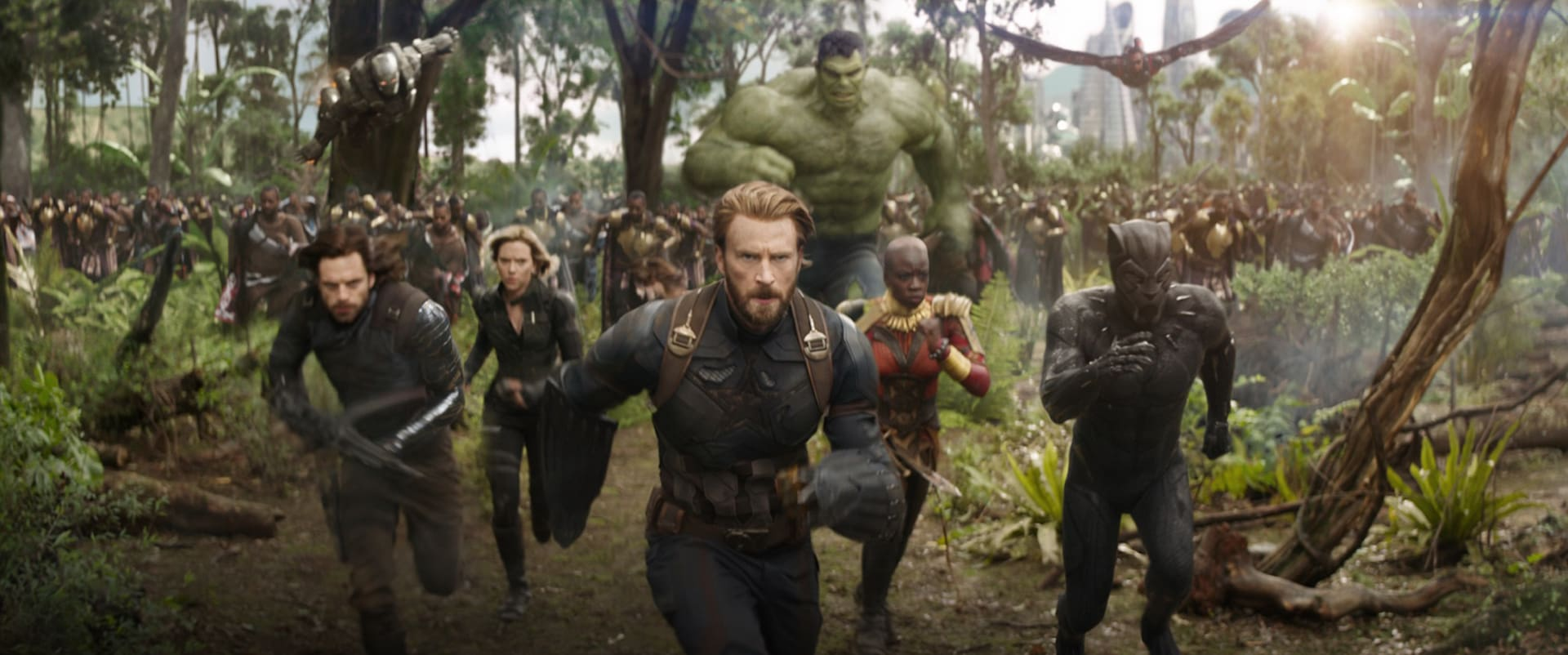 Avengers: Infinity War | I biograferne 25. april