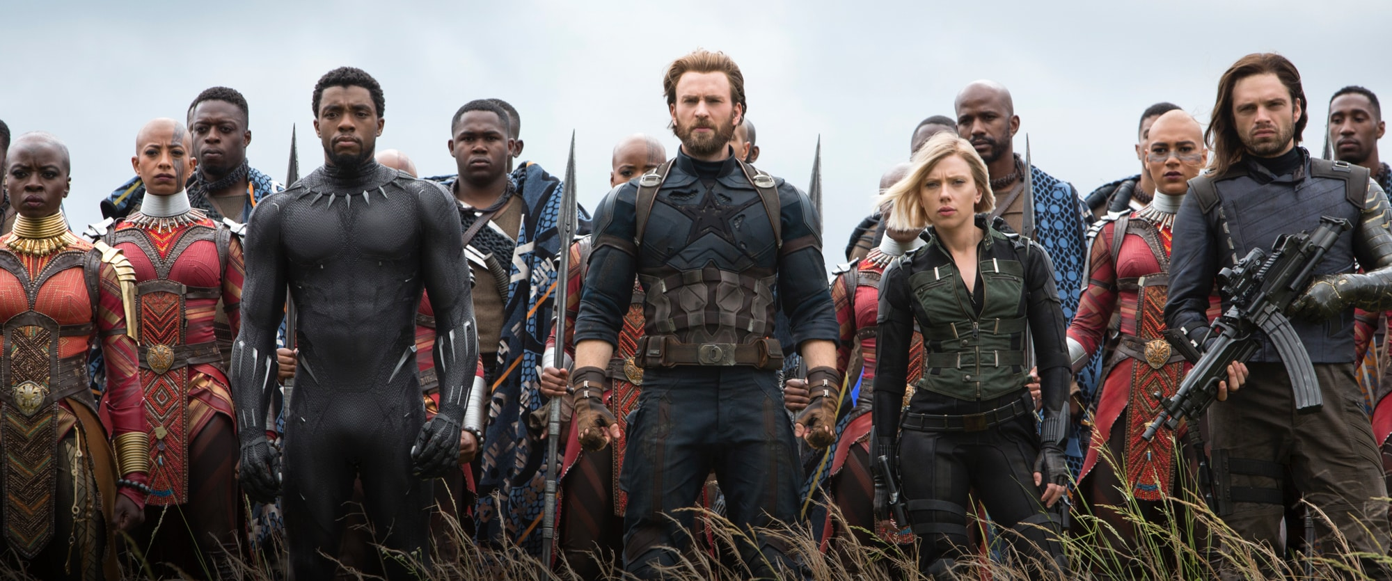 Avengers: Infinity War | In Cinemas 27 April