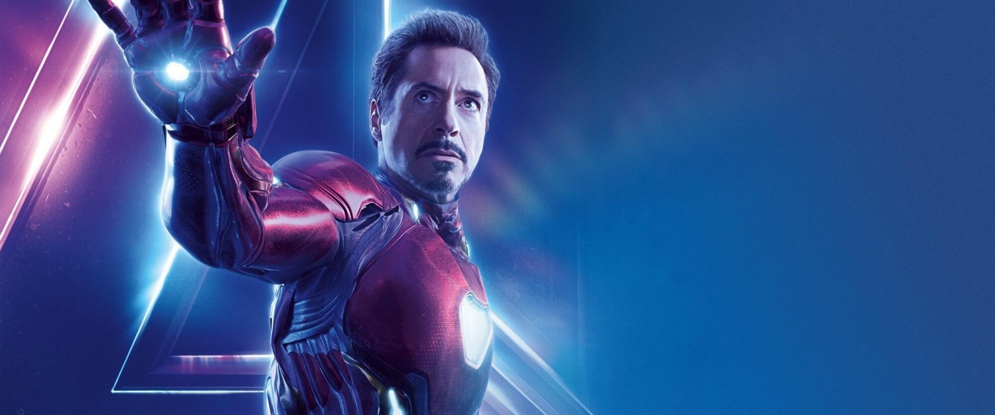 Avengers Infinity War In Cinemas