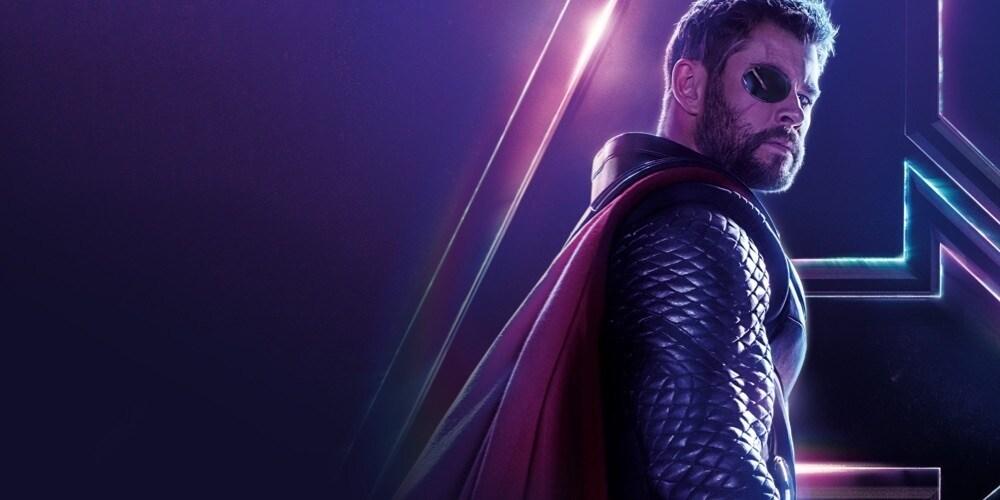 Avengers: Infinity War | Právě v kinech