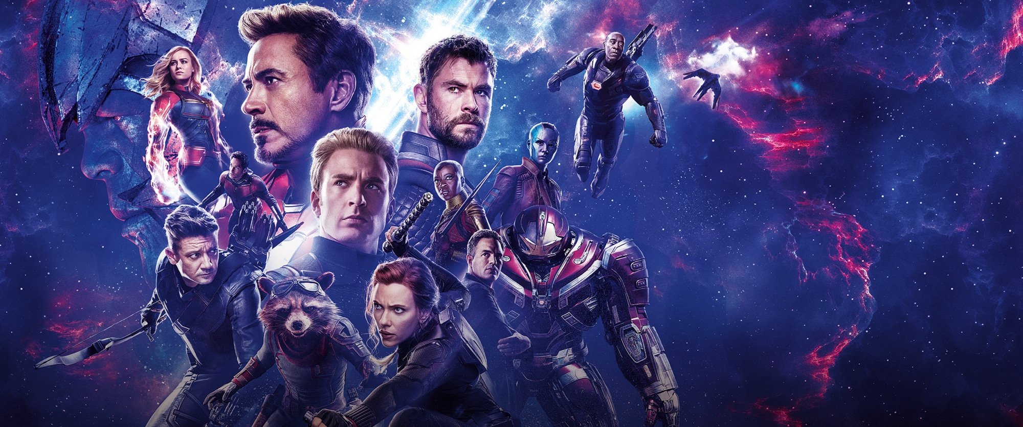 Avengers: Endgame Trailer - Marvel Landing _ all
