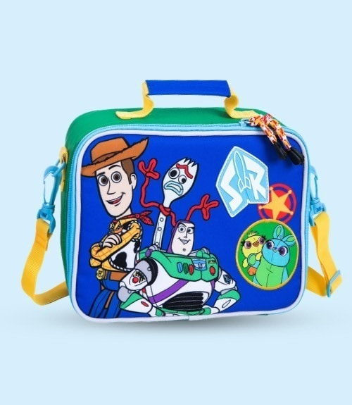Toy Story inspirou Lunch Box