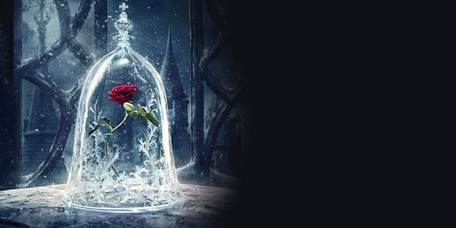 Short Hero - Beauty and the Beast - Powster