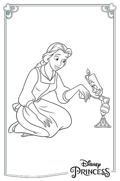 Belle incontra Lumière