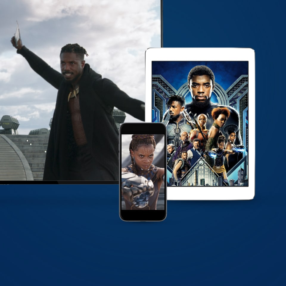 Black Panther | Disponibile in DVD, Blu-ray e download digitale