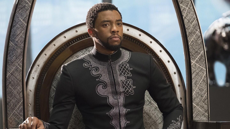 T'Challa / Black Panther - Chadwick Boseman