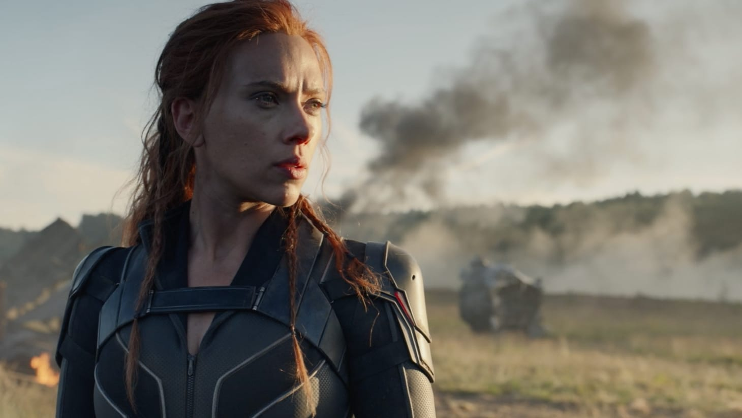 Scarlett Johansson interpreta Black Widow