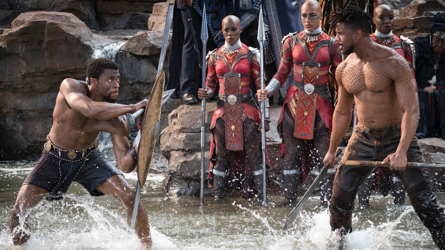 Black Panther Showcase Image 3