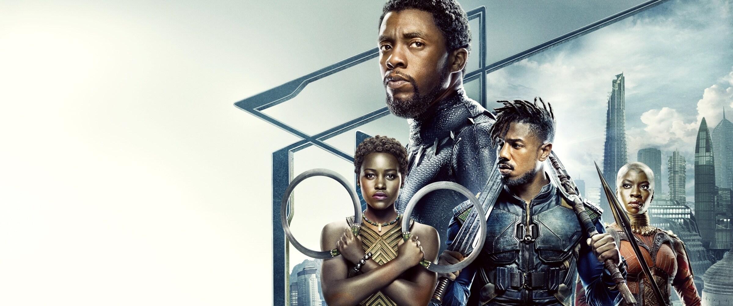 Pantera Negra | En cines en febrero 2018