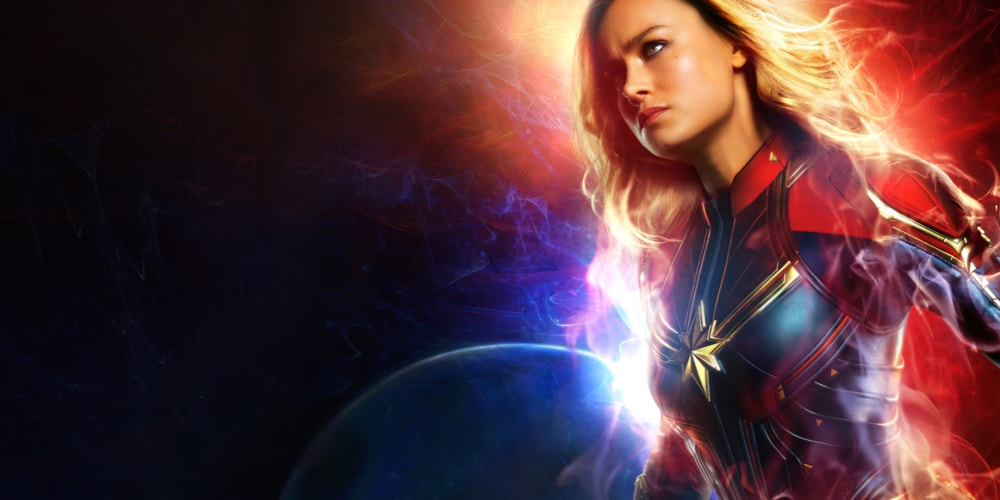 Captain Marvel | In Cinemas now
