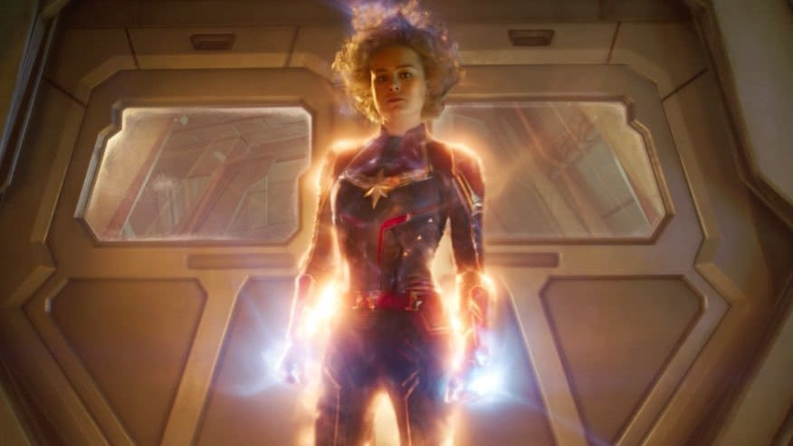 Captain Marvel | Born Free Trailer