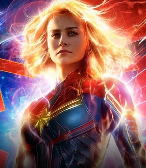 Captain Marvel | El 7 de março en cines