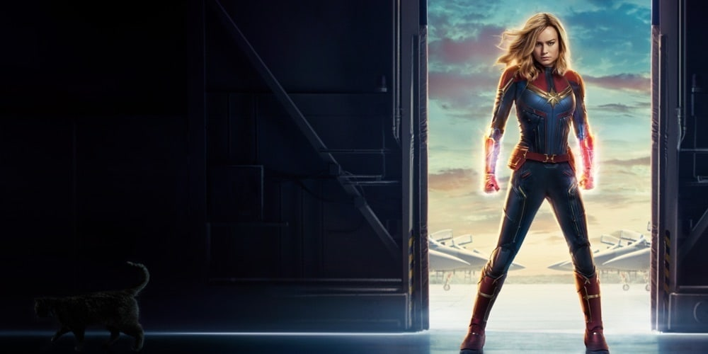 Captain Marvel | In Cinemas 7 March
