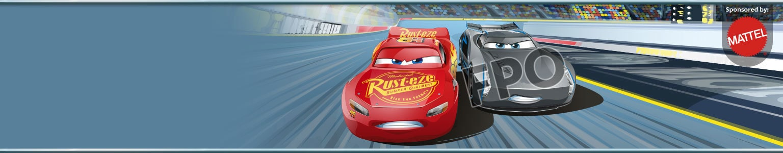 Short Hero - Mattel Competition - Cars 3 (CTA)