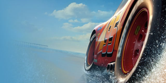 Short Hero - Cars 3 - Powster