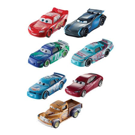 Cars 3 Basic Diecast