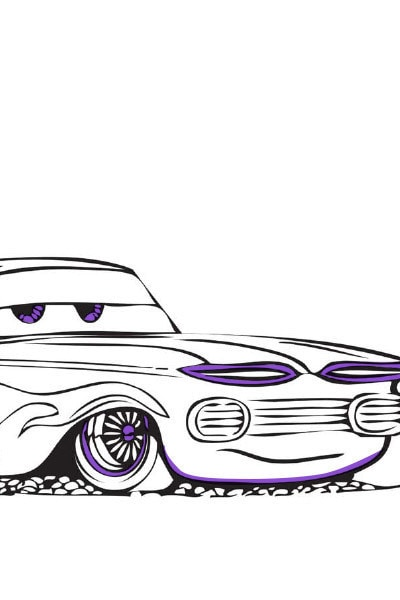 Coloriages Ramone