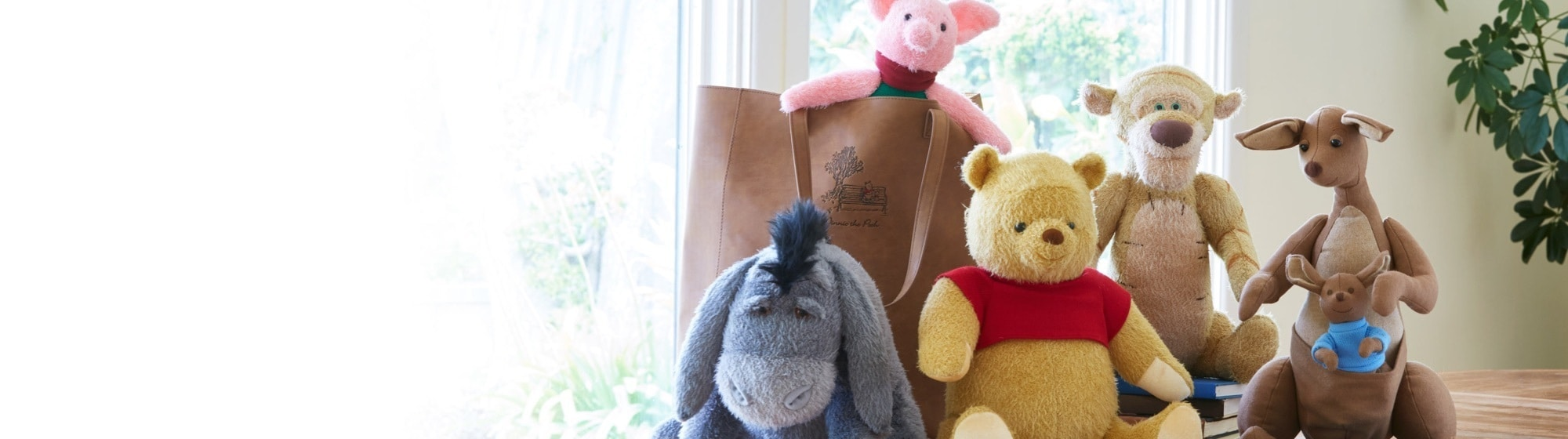 Find out more about Christopher Robin products on shopDisney