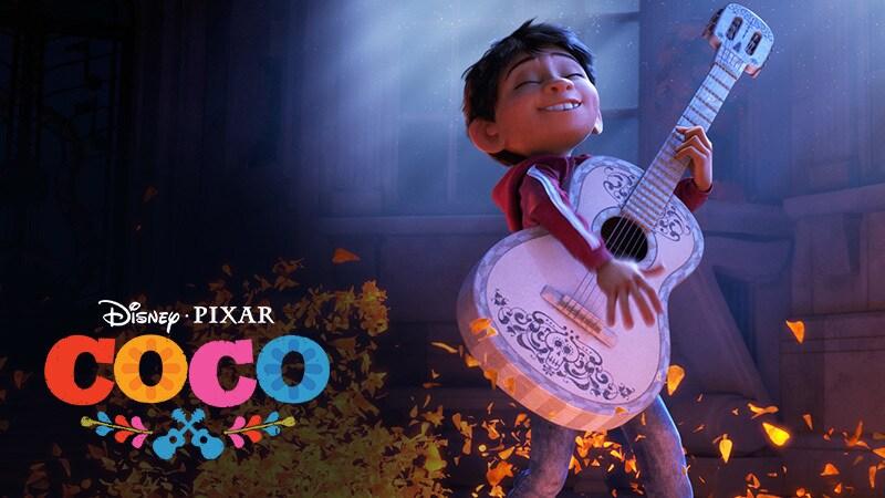 Coco au cinéma le 29 novembre