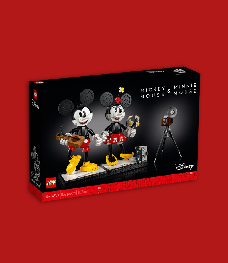 Mickey & Minnie X LEGO®