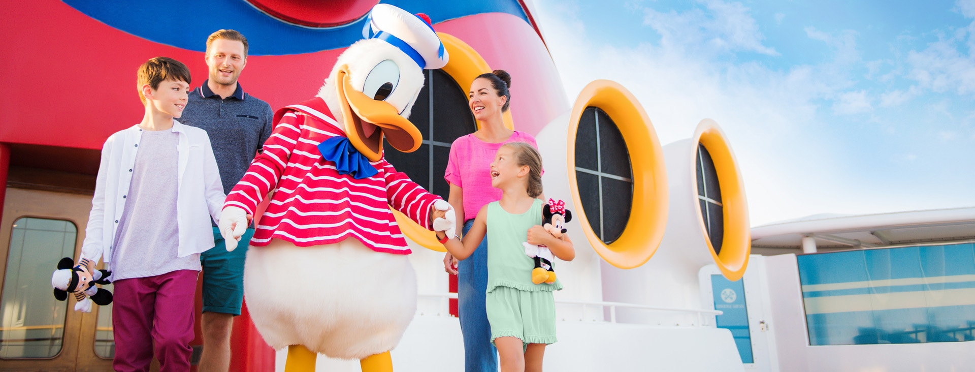 5 Things You Might Not Know | Disney Cruise Line