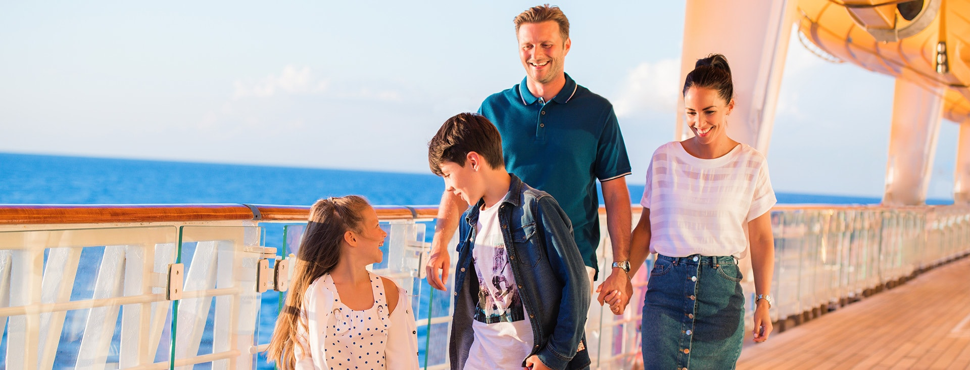 Something For Everyone | Disney Cruise Line