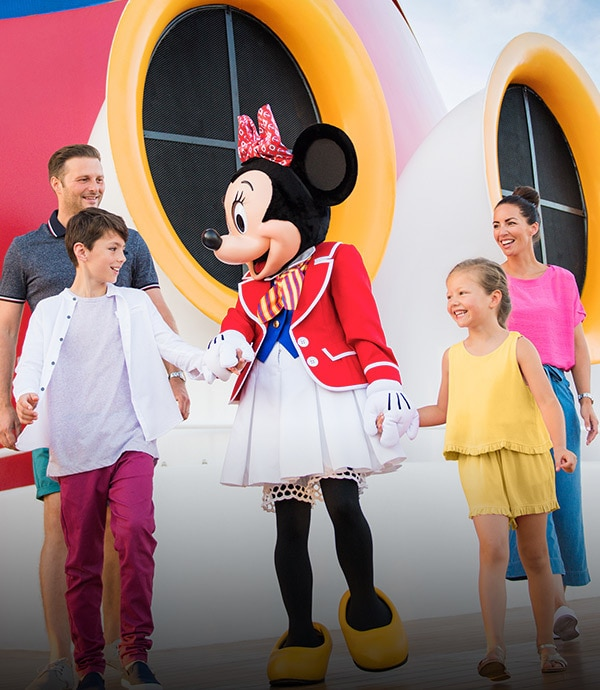 Disney Cruise Line | Magic for Every Member of Your Crew