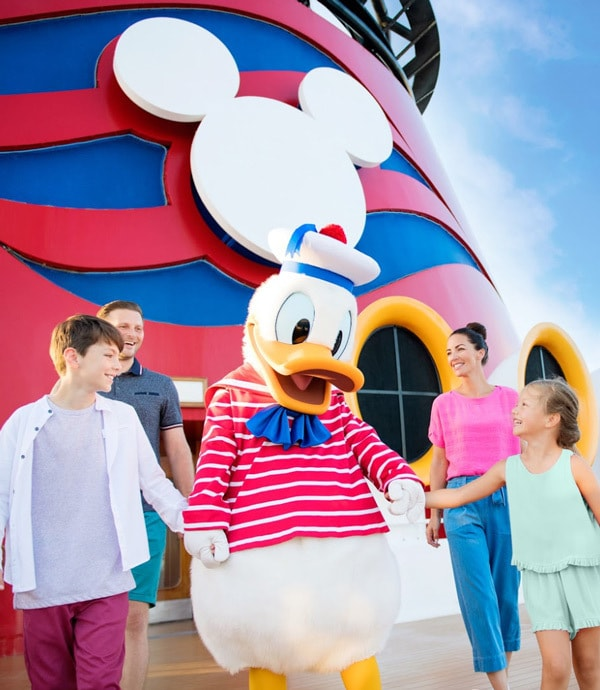 Disney Cruise Line | Discover breathtaking Northern Europe