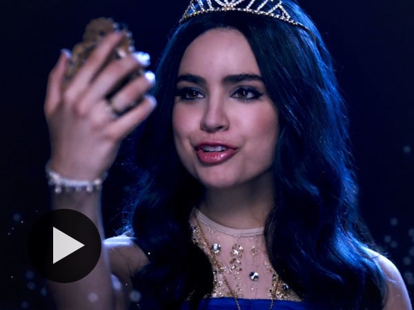 "Sofia Carson ""Rotten to the Core"" 