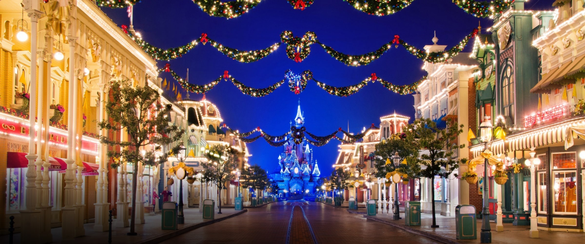 Disneyland Paris | Christmas