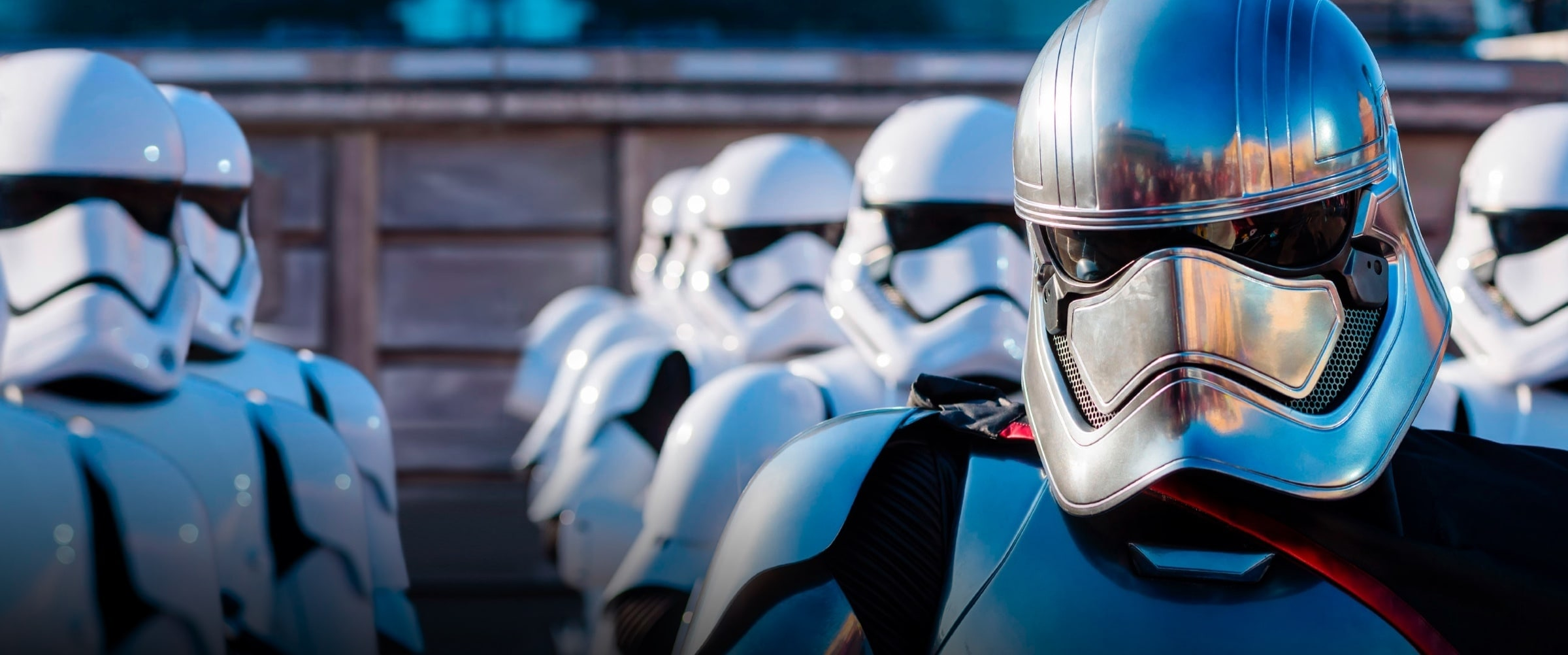 Disneyland Paris | Season of the Force