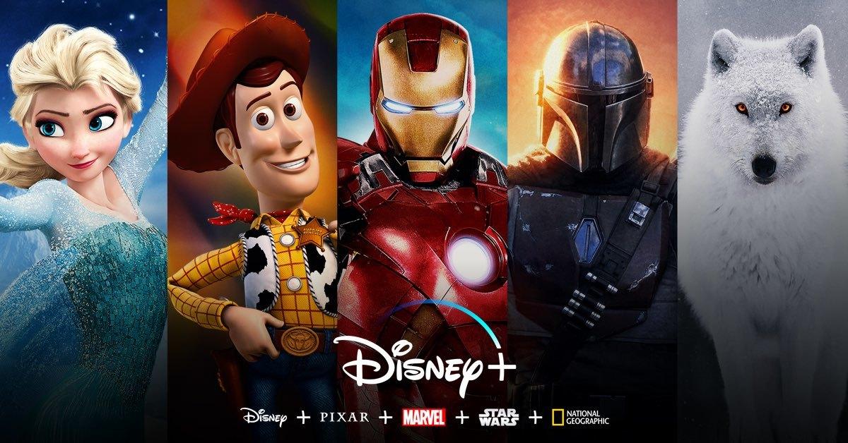 Disney+ Elokuvat